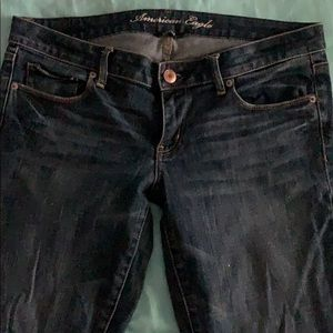 American eagle size 8 skinny jeans